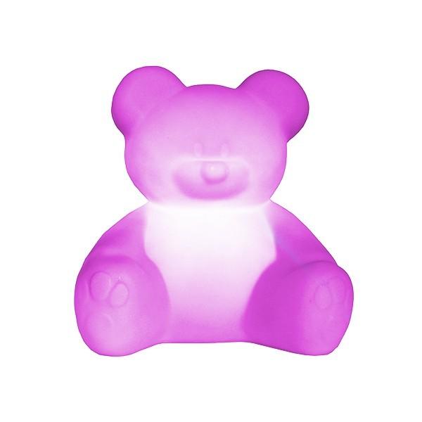 Luminária Ursinho (Rosa)