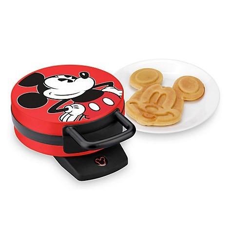 Máquina de Waffles / Waffles Mickey Mouse - Disney