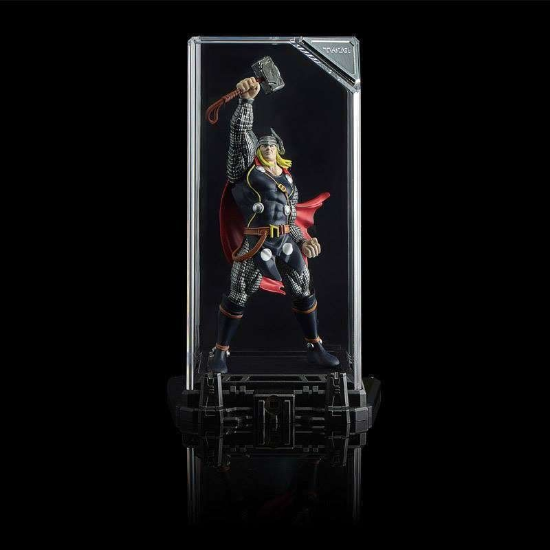 EM BREVE: Marvel Super Hero Illuminate Gallery - Thor - Sentinel