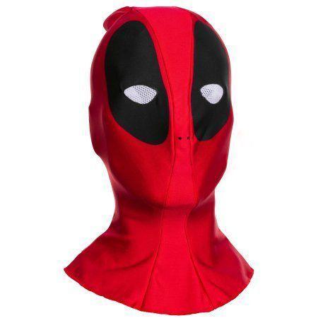 Máscara de Tecido Deadpool: Marvel - Rubies Costumes - CD