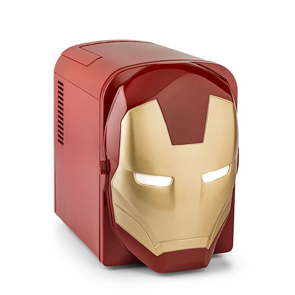 Mini Frigobar Iron Man (Homem de Ferro) - ThinkGeek