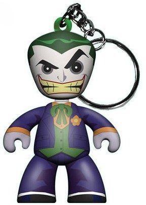 Mini Mez-Itz Chaveiro (Keychains) Coringa (Joker): DC Comics - Mezco