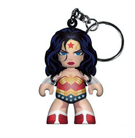 Mini Mez-Itz Chaveiro (Keychains) Mulher Maravilha (Wonder Woman): DC Comics - Mezco