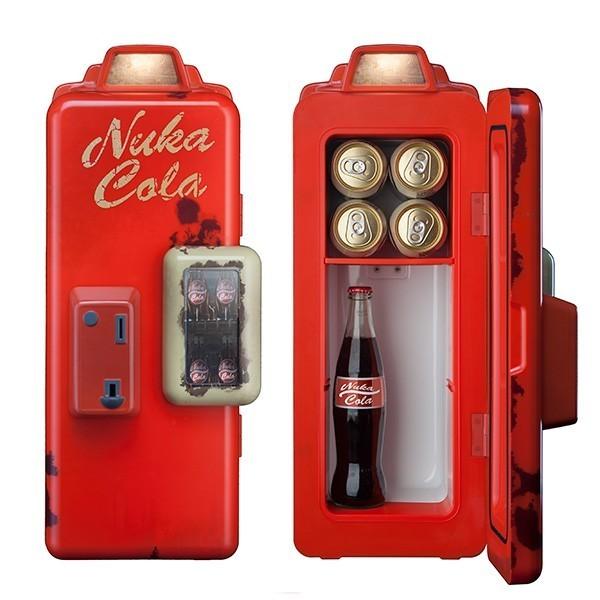 Mini Refrigerador Fallout: Nuka Cola