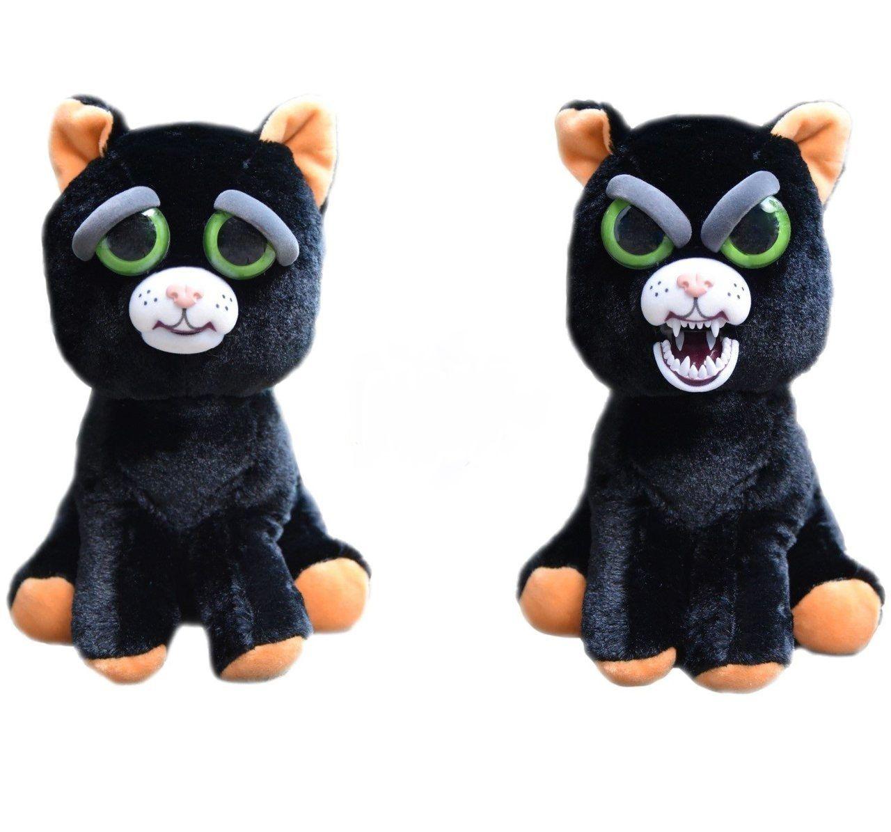 Pelúcia Pantera (Suzi Sinistra): Feisty Pets (Bonzinho/Malzinho)