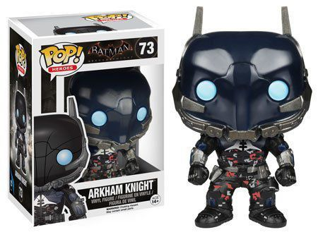 Funko Pop Arkham Knight: Batman Arkham Knight #73 - Funko