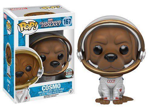 Funko Pop Cosmo: Guardiões da Galáxia #167 - Funko