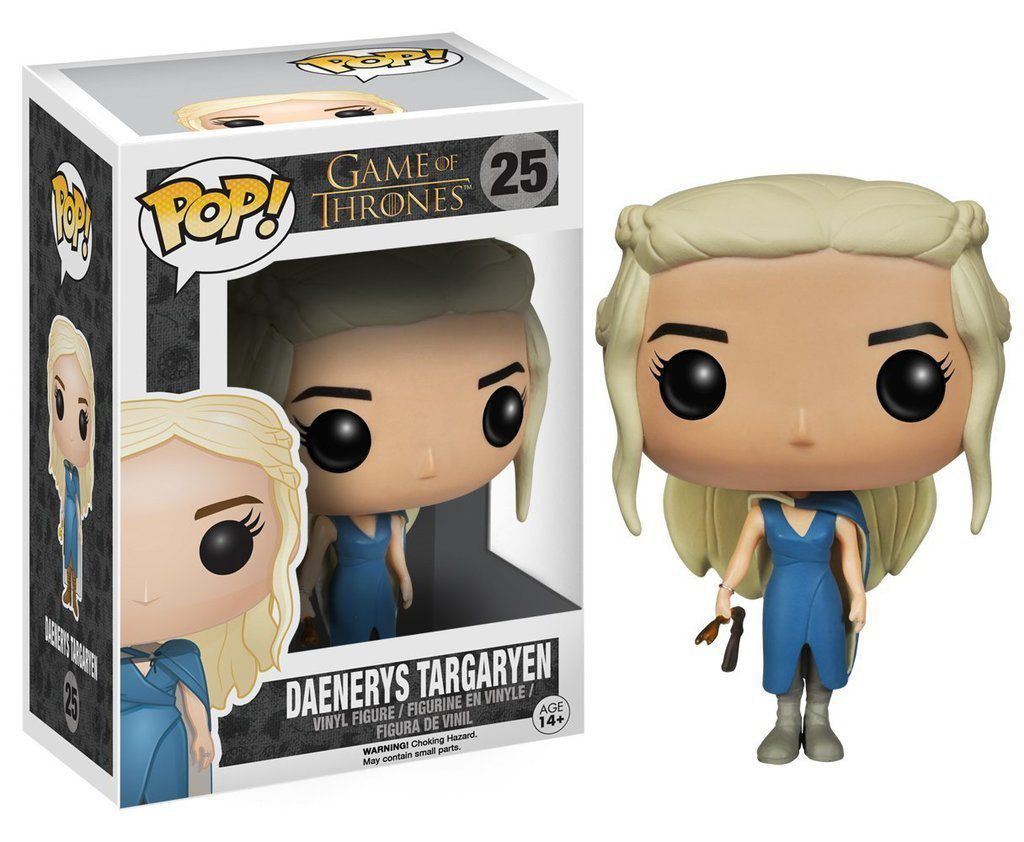 Funko Pop Daenerys Targaryen: Game of Thrones #25 - Funko