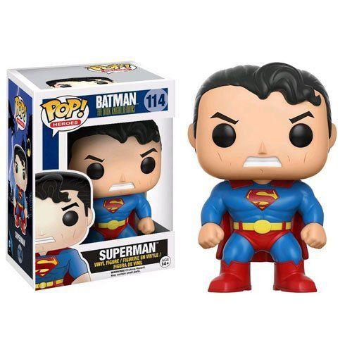 Funko Pop! Super-Homem (Superman): The Dark Knight Returns (DC Comics) #114 - Funko