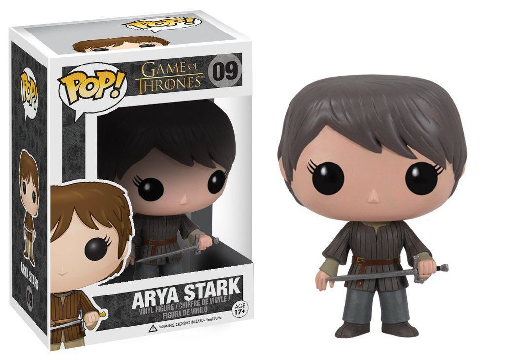 Funko Pop Arya Stark: Game Of Thrones #09 - Funko