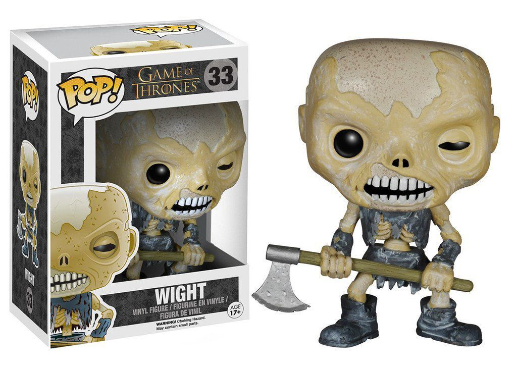 Funko Pop Wight: Game Of Thrones #33 - Funko