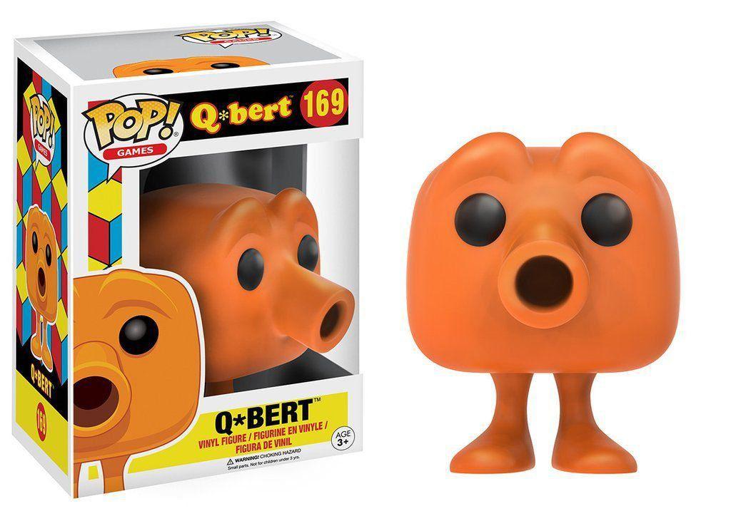 Funko Pop Q*bert: Games #169 - Funko