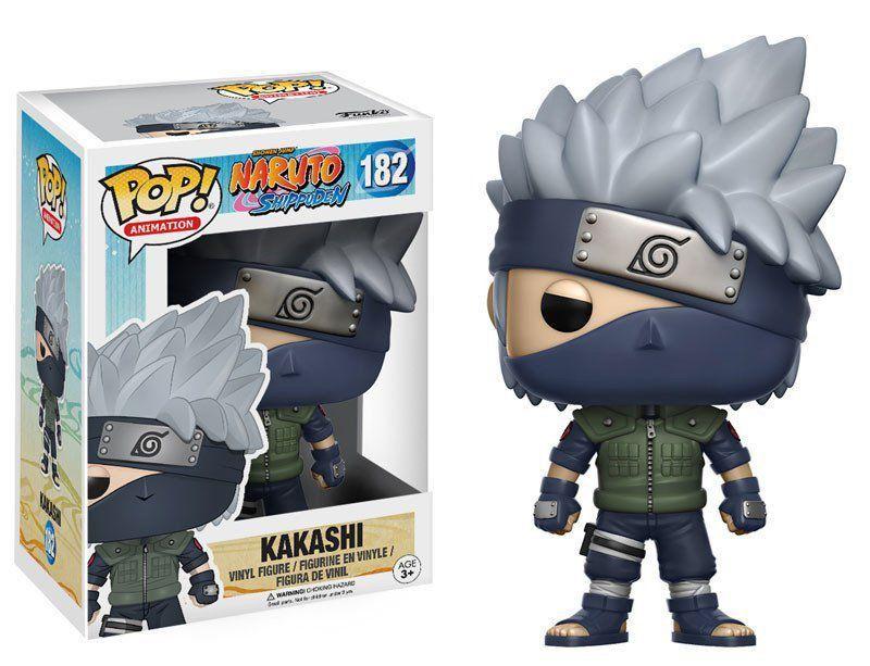 Funko Pop Kakashi: Naruto Shippuden #182 - Funko