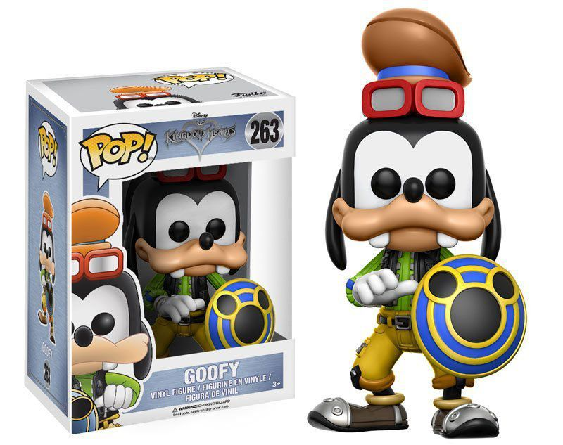 Funko Pop Pateta (Goofy): Kingdom Hearts #263 - Funko