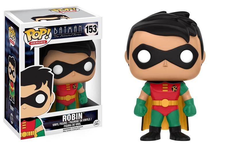 Funko Pop Robin: Batman the Animated Series #153 - Funko