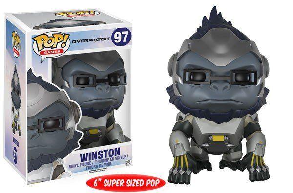 Funko Pop Winston (6