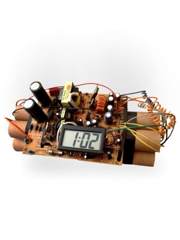 Réplica Bomba-Relógio