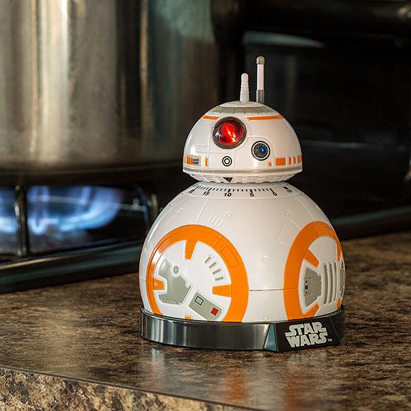 Timer de Cozinha (Kitchen Timer) BB-8: Star Wars: O Despertar da Força
