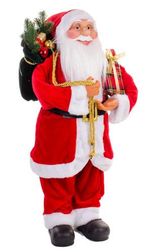 Enfeite Decorativo Papai Noel 60cm