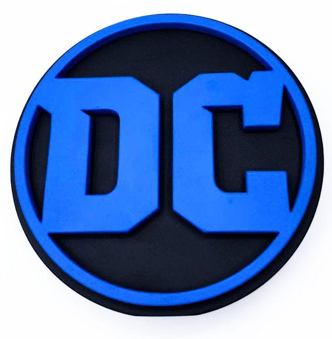Logo 3D: DC Comics