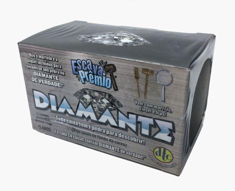 Escava Prêmio: Diamante - DTC
