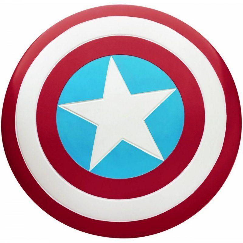 Escudo de Plástico: Capitão América
