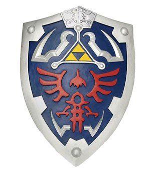 Escudo Hylian (Link): Legend Of Zelda (Decorativo)