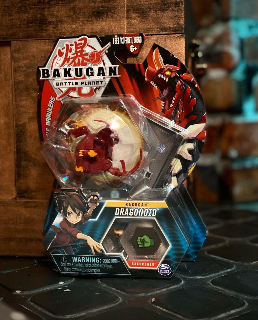 Esfera Bakugan Battle Brawlers Dragonoid: Bakugan Battle Planet - Sunny