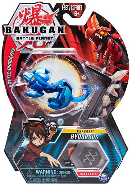 Esfera Bakugan Battle Brawlers Hydorous: Bakugan Battle Planet - Sunny