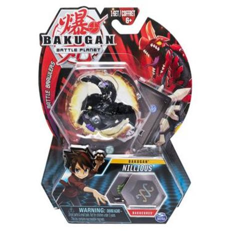 Esfera Bakugan Battle Brawlers Nillious: Bakugan Battle Planet - Sunny