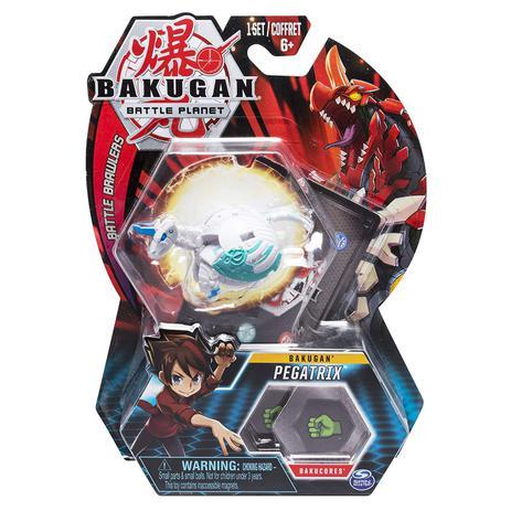 Esfera Bakugan Battle Brawlers Pegatrix: Bakugan Battle Planet - Sunny