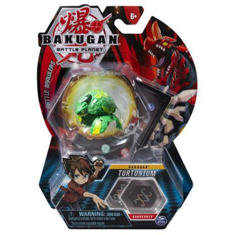 Esfera Bakugan Battle Brawlers Turtonium: Bakugan Battle Planet - Sunny