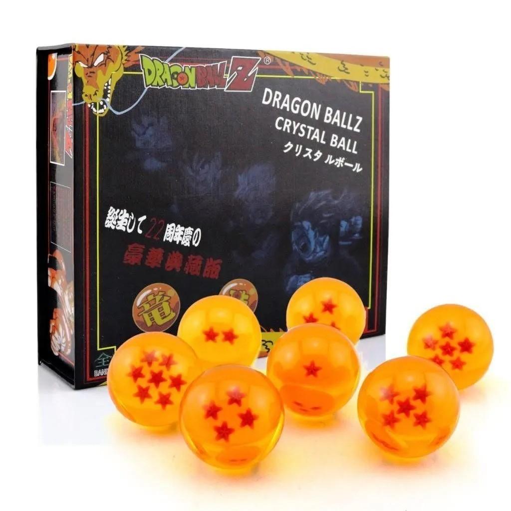 Esfera do Dragão Pequeno (Conjunto com 7 Esferas)