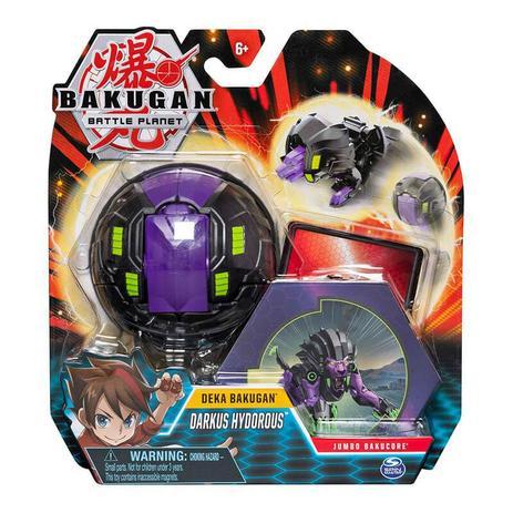 Esfera Gigante Darkus Hydorous: Bakugan Battle Planet (Deka Bakugan) - Sunny