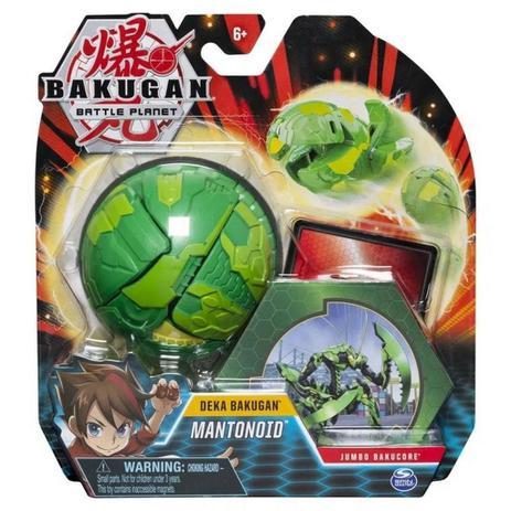 Esfera Gigante Mantonoid: Bakugan Battle Planet (Deka Bakugan) - Sunny