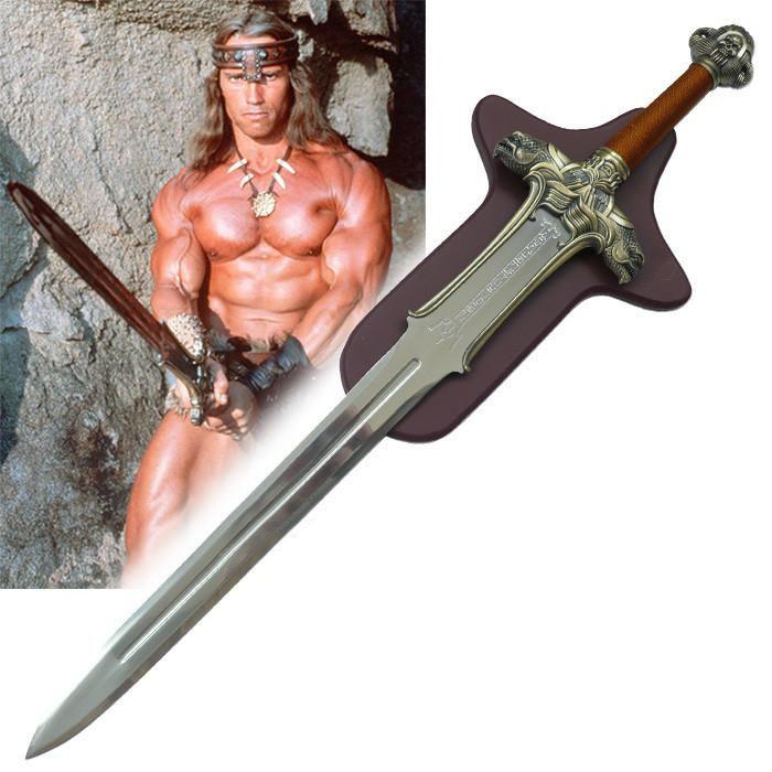 Espada Atlantean: Conan O Bárbaro (Conan The Barbarian)