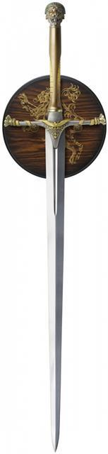 Espada Game Of Thrones: Jaime Lannister Sword - Valyrian Steel