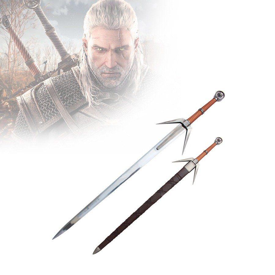 Espada Geralt de Rívia: The Witcher 3 (Wild Hunt)