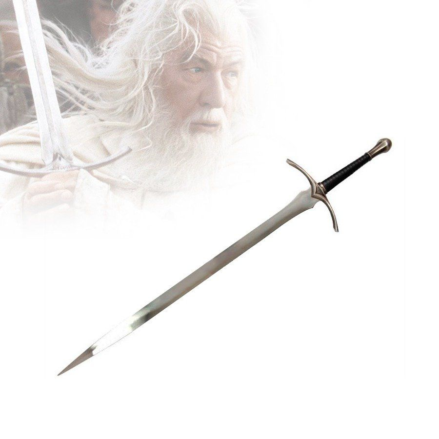 Espada Glamdring (Gandalf): O Senhor dos Anéis (The Lord of the Rings)
