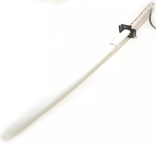 Espada Ichigo Tensa Zangetsu: Bleach Branca
