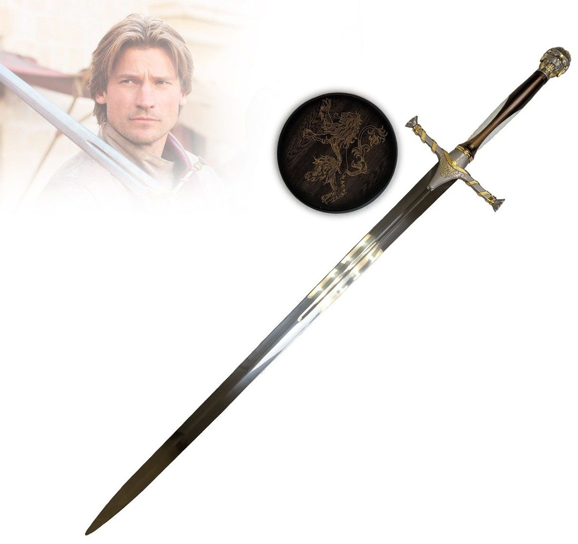 Espada Jaime Lannister: Game of Thrones