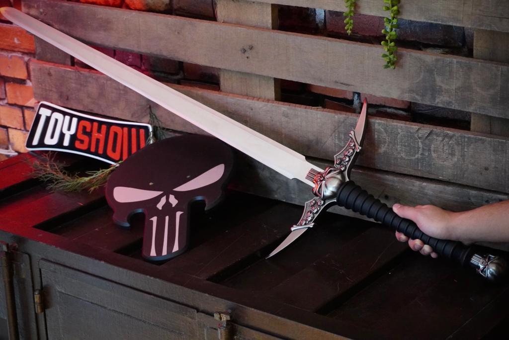 Espada Justiceiro (Punisher) - (Com Suporte) (PFL4903)