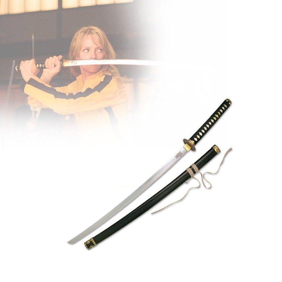Espada Katana Beatrix Kiddo: Kill Bill