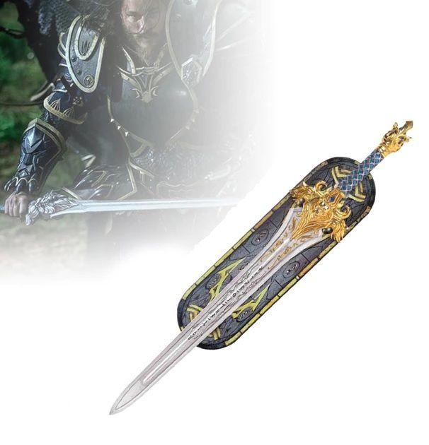Espada King Llane: World of Warcraft - (Com Suporte)