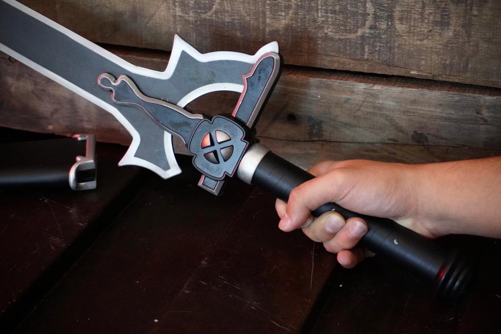 Espada Kirito Elucidator: Sword Art Online (SF3025-1)