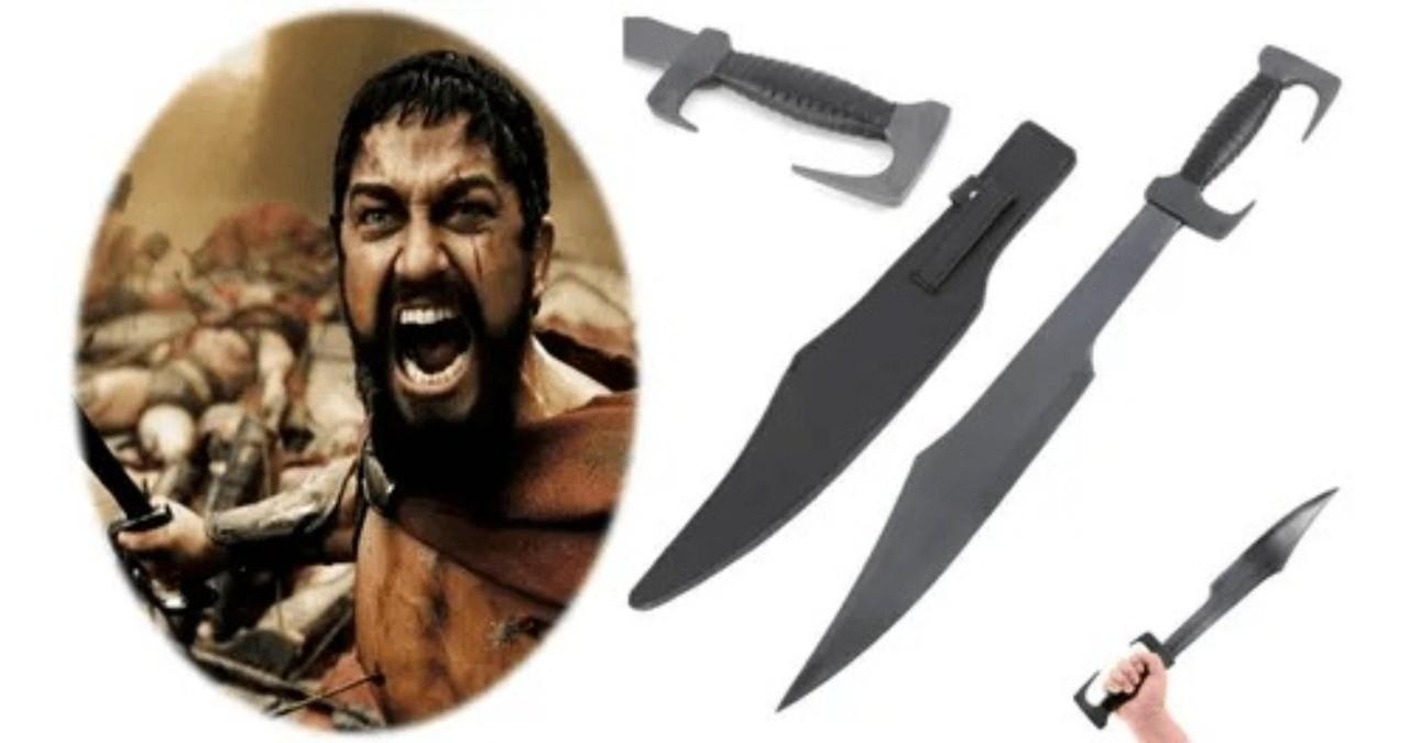Espada Leonidas: Espartano (Spartan) Espada (84cm)