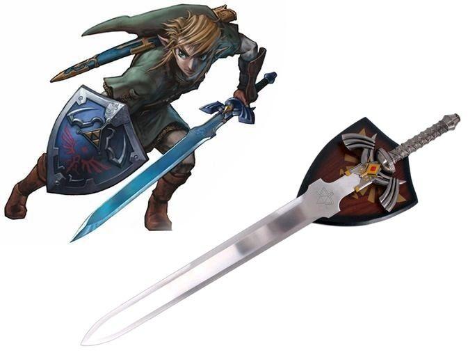 Espada Link (Master Sword) Suporte: The Legend of Zelda