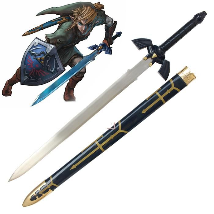 Espada Link (Master Sword): The Legend of Zelda