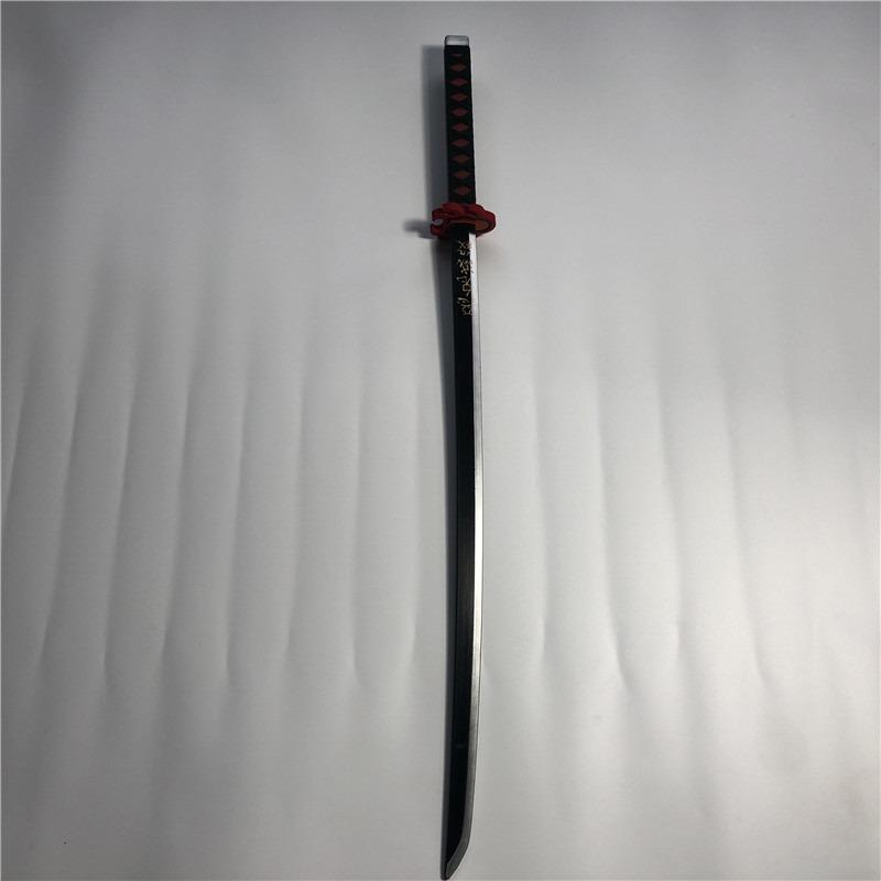 Espada Nichirim Katana Kyojuro Rengoku Demon Slayer Kimetsu no Yaiba 104cm - EVALI