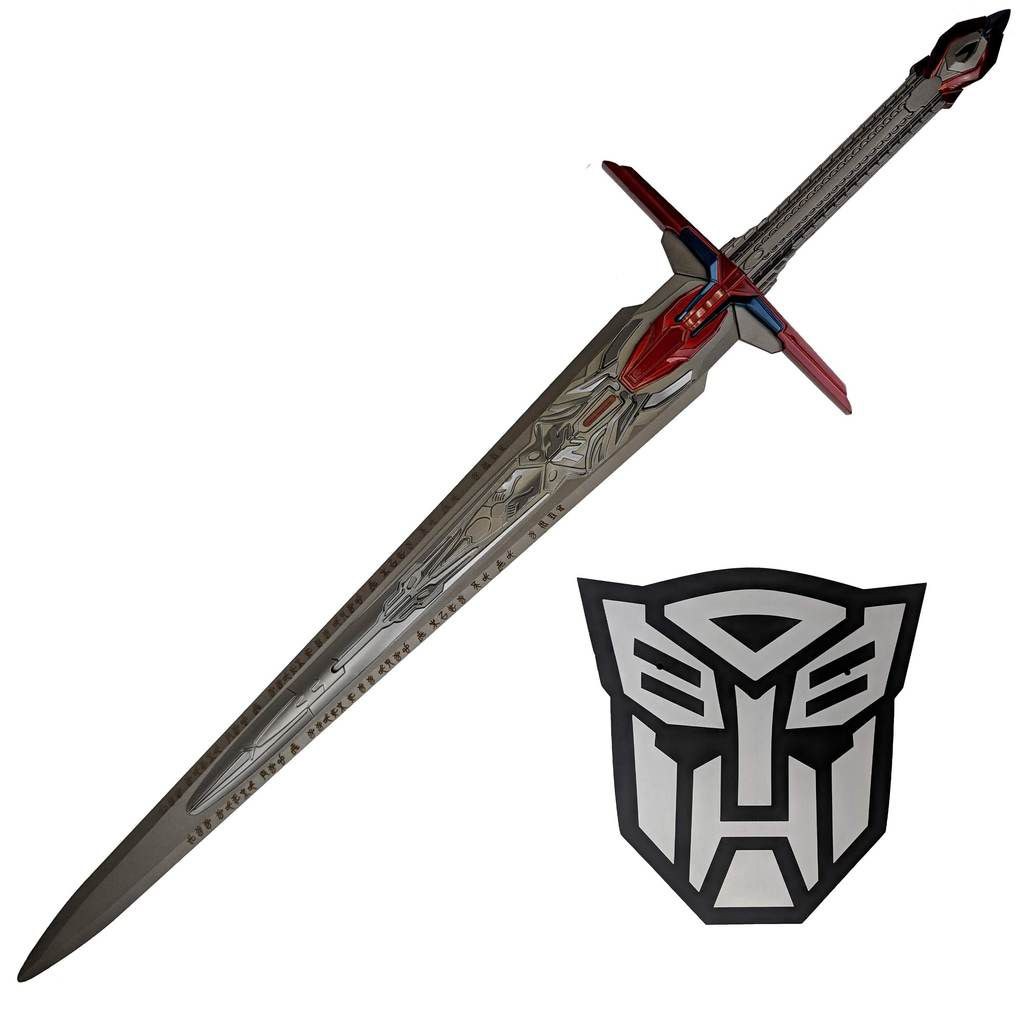 Espada Optimus Prime (Sword of Judgement): Transformers O Último Cavaleiro (The Last Knight)